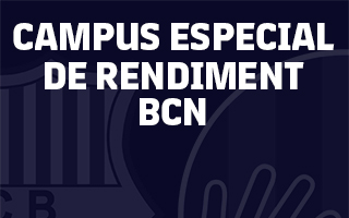 CAMPUS ESPECIAL DE RENDIMENT BCN